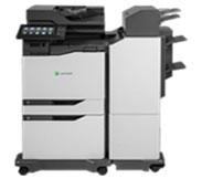 Imprimantes Lexmark XC8155